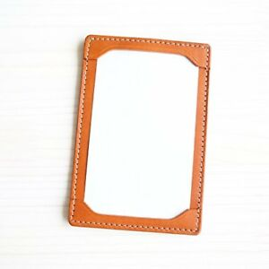 Blanccouture Blanc Couture Leather Jotta Memo Pad 5 3 Size Light Caramel P o
