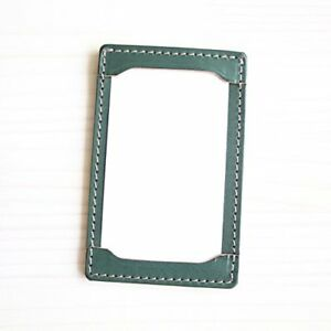 Blanccouture Blanc Couture Compact Leather Jotta Memo Pad Business Card S P o