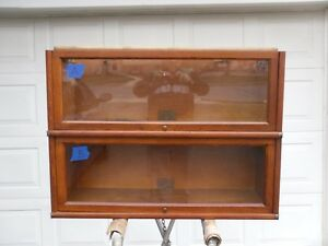 Globe Wernicke Barrister Bookcase Section 298 1 2
