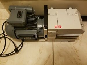 Leybold S25b Trivac Mechanical Direct Valve Rotary Vane Vacuum Rough Pump