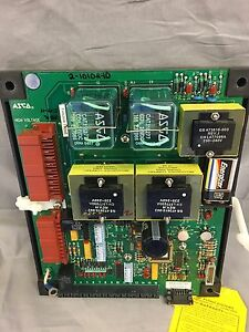 Asco Group 1 Control Panel 208 Volt