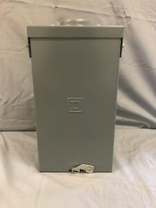 100 Amp Circuit Breaker Enclosure Outdoor
