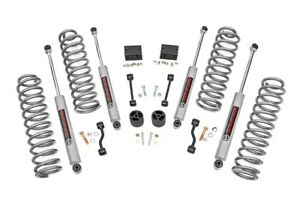 Rou 67731 Rough Country 2018 Jeep Wrangler Jl 2 5in Suspension Lift Kit