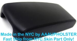 For 2014 2019 Jeep Cherokee Console Armrest New Pvc Leather Recover Kit Black