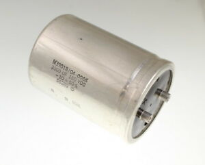 Sprague 3300uf 150v Large Can Electrolytic Capacitor M39018 04 0066