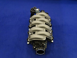 15 16 17 Ford Mustang Coyote Gt 5 0l Oem Stock Intake Manifold New Take Off