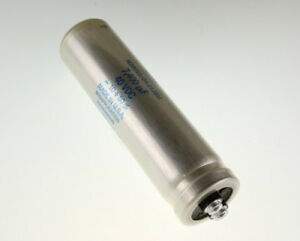 Cde 7400uf 40v Large Can Electrolytic Capacitor M39018 04 2128m