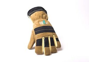 Pro tech 8 Structural Firefighting Gloves Fire Gear Turnout Fireman Ppe Protech