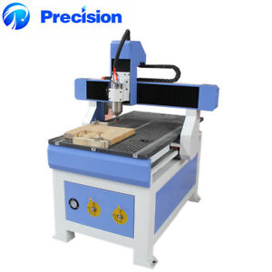 600 900mm Cnc Router Machine Pvc Mdf Cutting Wood Engraving