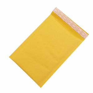 100 0 6x9 Kraft Bubble Mailers Padded Envelopes 6 X 9
