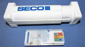 Seco Indexable High Feed End End Mill 3 4 Cutting Diameter 3 4 Shank Kit