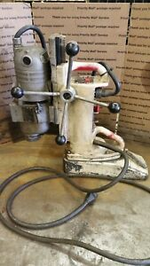 Milwaukee Mag Drill 4292 1 Two Speed Motor 4231 Swivel Base
