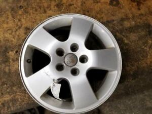 Aluminum Wheel 16x7 5 Tapered Spoke Fits 00 01 Audi A6 450640