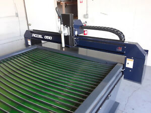 Arc Cnc 5 X 10 Cnc Plasma Cutting Table With Hypertherm Powermax 85