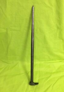 Vintage Snap On 11 3 4 Lady Foot Pry Bar Lineup Pry Bar 1250 Usa S 9 Used