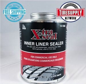 14 128a Xtra Seal Inner Liner Sealer Tire Repair Compound 16oz Can 31 Inc Usa