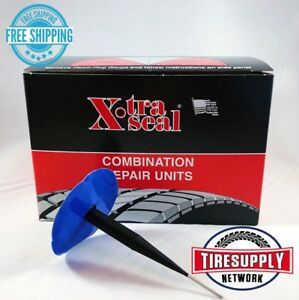 Xtraseal 13 674 Large 3 8 Patch Plug Combo Tire Repair 24 Piece Xtra Seal