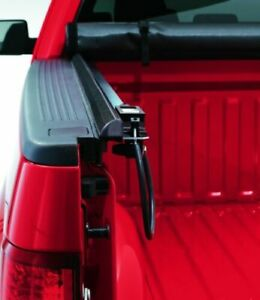 Lund 960186 Black Genesis Roll Up Tonneau Cover For Toyota Tacoma W 60 Bed