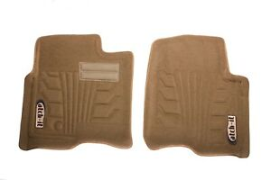 Lund 583123 t Set Of 2 Tan Front Carpet Floor Mats For Gmc Acadia