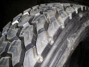 4 tires Retreads 11r22 5 Mud And Snow Truck Tire Recap 11 22 5 Radial 11225