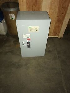Asco Automatic Transfer Switch D3003104c1c