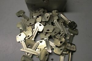 Sargent 6275 re Key Blanks Lot Of 48