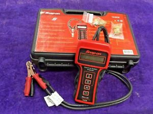 Snap On Ya2636 Micro Lcd Battery And Electrical System Analyzer