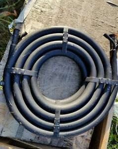 Edwards Engineering Coiled Heat Exchanger S 3 Aquaculture Geothermal Heat Pump