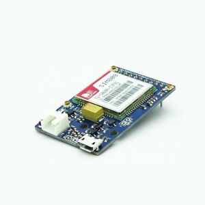 Sim808 Module Gps Gsm Gprs Integrated Positioning Sms Module With Bluetooth