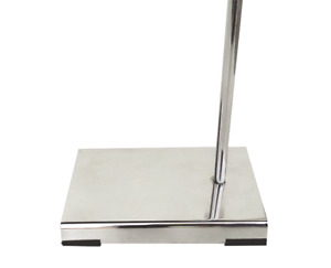 Retort Stand Stainless Steel Base Harsaw 8x5x24x12 Mm