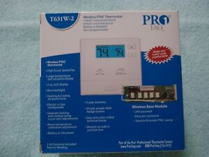 Pro1 Iaq T631w 2 Wireless Ptac Non Programmable Thermostat Brand New