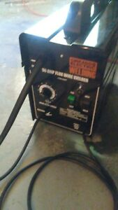 Chicago Electric 90 Amp Flux Wire Fed Welder