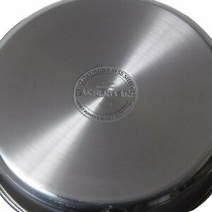 Pemberly Row Stainless Steel 4 5qt Saute Pan