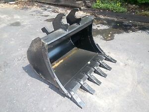 New 36 John Deere 60 Zts Heavy Duty Excavator Bucket