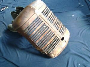 i h Farmall C Tractor front Grille Fits Sc And Others