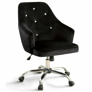Furniture Of America Bos Tufted Office Chair In Black