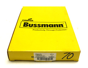 New Box Of 5 Bussmann Frs r 70 Fuse