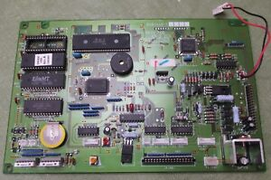 Brother Em 630 Electronic Typewriter Main Pcb Uc9632102 Control Motherboard