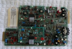 Bently Nevada 2 Plane Vibration Monitor Card W front Panel And Signal Module