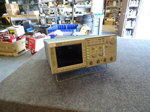 Tektronix Tds744a Oscilloscope 500mhz Opts 13 1f 1m 2f Pass Self Tests
