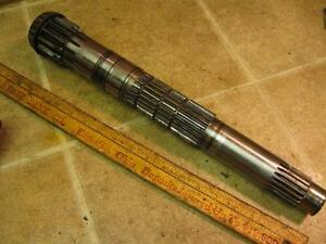 Minneapolis Moline Mm M670 Gas Tractor Top Transmission Shaft