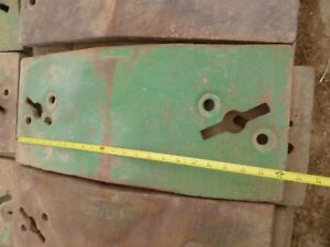 1 John Deere Front Slab Weight For 2510 3020 4020 4520