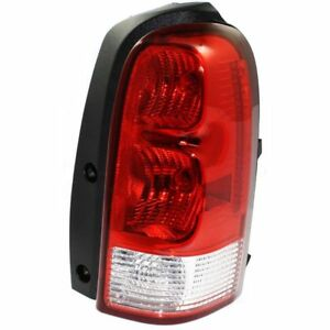 For 2005 2008 Chevrolet Uplander Rh Passenger Right Taillamp Taillight Assembly