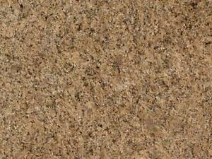 Granite Counter top Prefab 112 X 26 X 3 4 New Venetian Gold Polished
