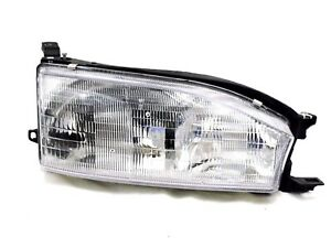 For 1992 1993 1994 Toyota Camry Rh Right Passenger Headlamp Headlight Usa Built