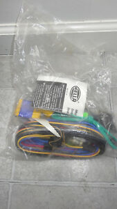 Hella Wiring Kit For 550ff 450ff Fog Lights New In Package With Bulbs