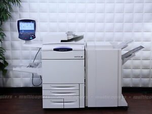 Xerox Workcentre 7775 Color Mfp Copier Printer Email Scan Server Fax 7755 7765