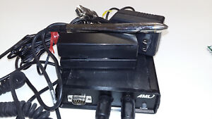 Aml M2500 dec W magtek Magnetic Swipe Reader Barcode Wand And Ac Adapter
