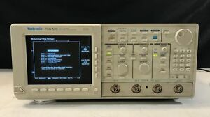 Tektronix Tds 520 Tds520 Two channel Digitizing Oscilloscope 500mhz 500ms s