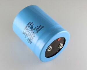 Cde 1100uf 450v Large Can Electrolytic Capacitor Dcmx112m450cb2a